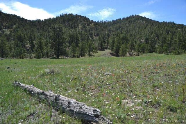 Tbd Vista View Road, Guffey, CO 80820 (#3325951) :: HomePopper