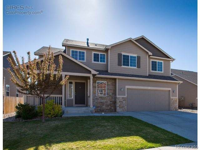 423 Territory Lane, Johnstown, CO 80534 (MLS #3334611) :: 8z Real Estate