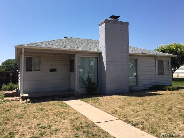 887 S Umatilla Way, Denver, CO 80223 (#3349263) :: Bring Home Denver