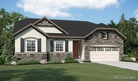 7192 Greenwater Circle, Castle Rock, CO 80108 (#3369115) :: The Peak Properties Group