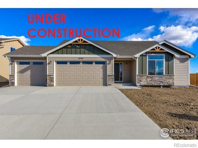 5053 Thunderhead Drive, Timnath, CO 80547 (#3371123) :: Compass Colorado Realty