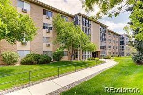 13609 E Cornell Avenue #306, Aurora, CO 80014 (#3402673) :: The DeGrood Team