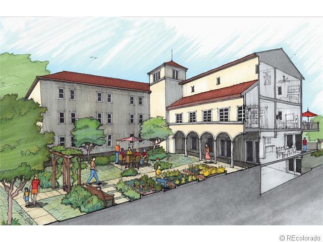 2835 W Parkside Place #207, Denver, CO 80221 (MLS #3413658) :: 8z Real Estate
