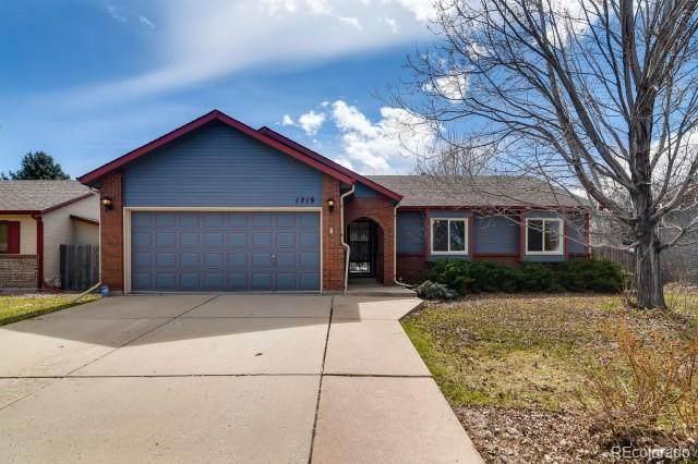 1719 Dora Street, Fort Collins, CO 80526 (MLS #3464213) :: 8z Real Estate