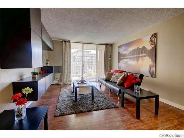 4800 Hale Parkway 408N, Denver, CO 80220 (#3487515) :: The Margolis Team