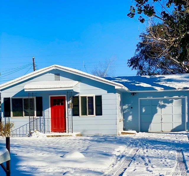 819 Clover Avenue, Canon City, CO 81212 (MLS #3493949) :: 8z Real Estate