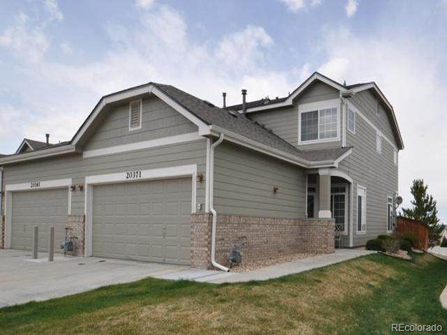 20371 E Quincy Place, Centennial, CO 80015 (#3519733) :: Wisdom Real Estate