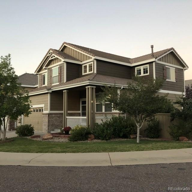 11042 Meadowvale Circle, Highlands Ranch, CO 80130 (#3523210) :: The Galo Garrido Group