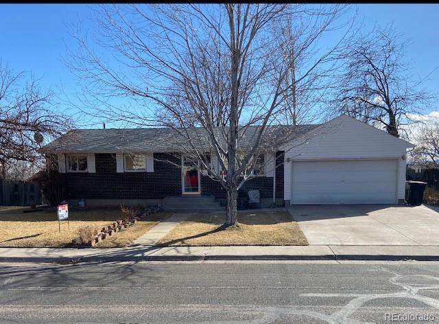 1084 W 96th Place, Thornton, CO 80260 (#3531743) :: The Griffith Home Team