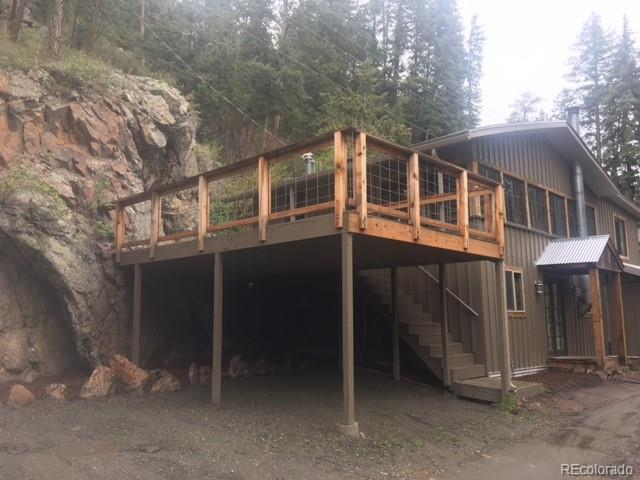 27150 Highway 74, Evergreen, CO 80439 (MLS #3540904) :: 8z Real Estate