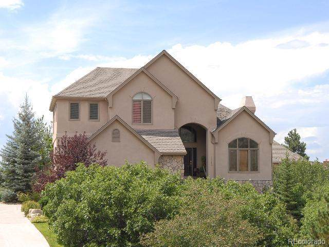 3215 Cherry Plum Way, Castle Rock, CO 80104 (#3544533) :: The HomeSmiths Team - Keller Williams