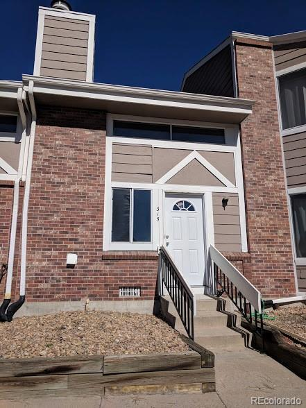 5510 W 80th Place #315, Arvada, CO 80003 (#3545515) :: The Peak Properties Group