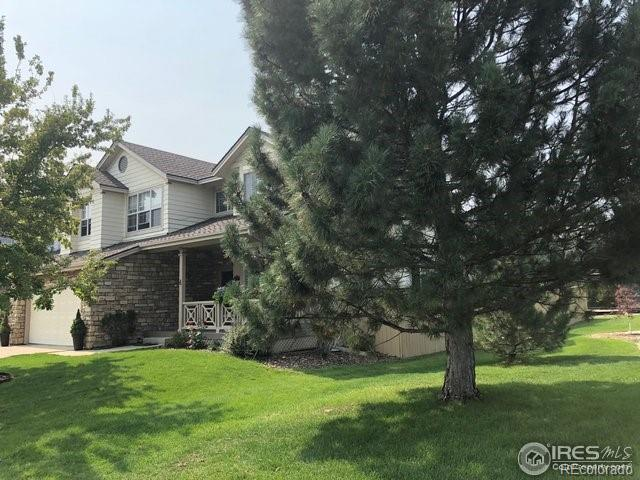 838 Spyglass Circle, Louisville, CO 80027 (#3545769) :: The Griffith Home Team