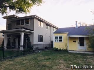 1601 S Fillmore Street, Denver, CO 80210 (#3556612) :: 5281 Exclusive Homes Realty