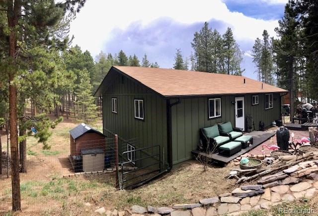 31728 Stenzel Drive, Conifer, CO 80433 (#3600827) :: House Hunters Colorado