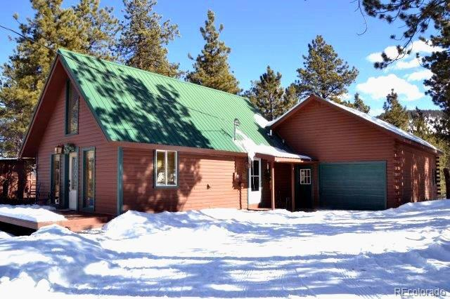 470 Ranger Station Road, Florissant, CO 80816 (#3634976) :: The Tamborra Team