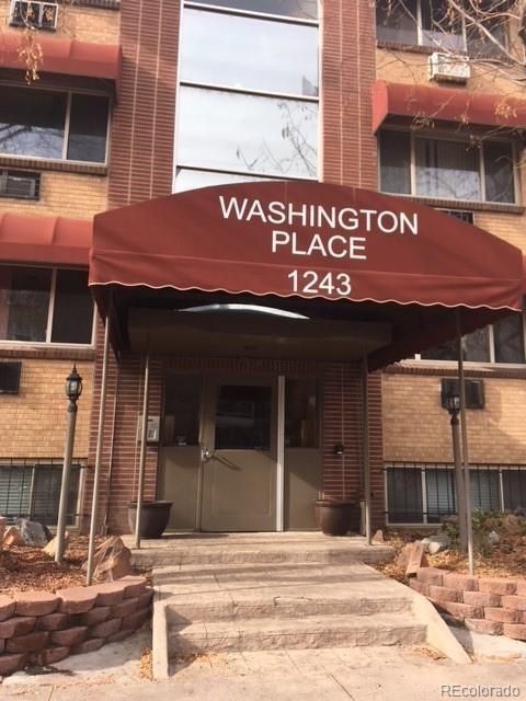 1243 Washington Street #108, Denver, CO 80302 (MLS #3649833) :: Bliss Realty Group