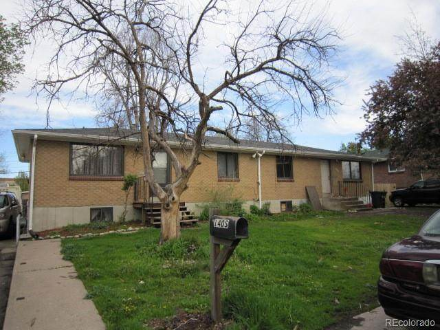 140 S Ingalls Street, Lakewood, CO 80226 (#3650408) :: The Margolis Team