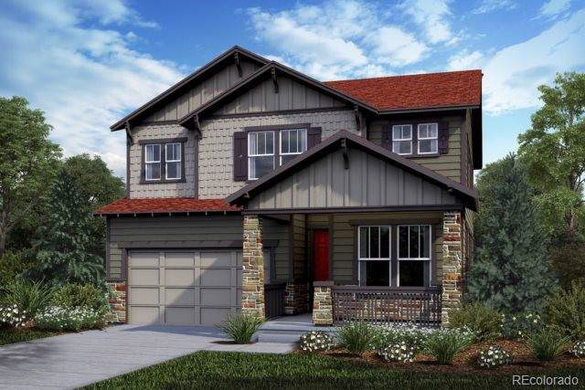4086 Broken Hill Drive, Castle Rock, CO 80109 (#3661966) :: The Heyl Group at Keller Williams