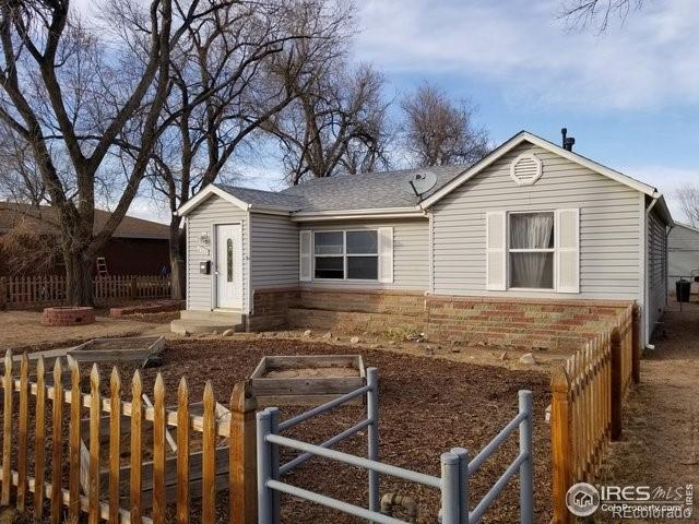 2525 W C Street, Greeley, CO 80631 (#3665485) :: The Griffith Home Team