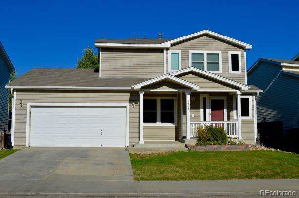 1231 Monarch Drive, Longmont, CO 80504 (#3709654) :: HomePopper