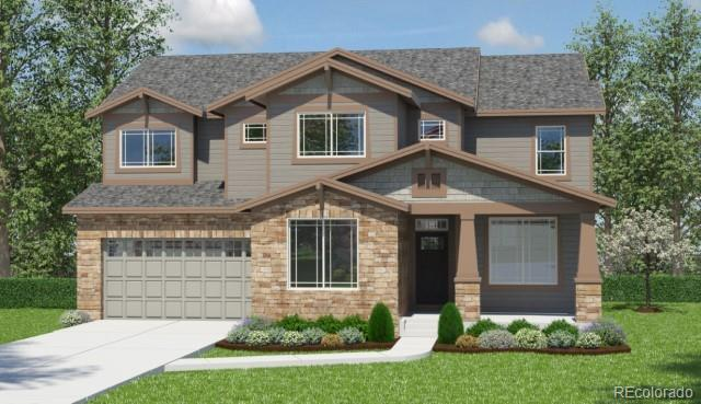 4438 Sidewinder Loop, Castle Rock, CO 80108 (#3726624) :: The Griffith Home Team