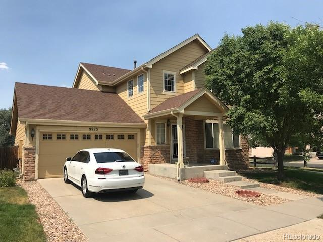 9923 E 112th Drive, Commerce City, CO 80640 (#3728314) :: The City and Mountains Group