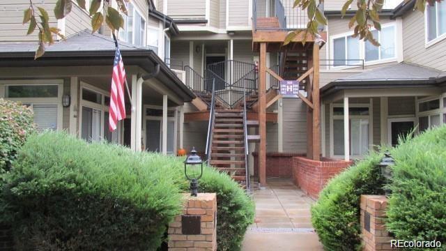 6001 S Yosemite Street #302, Greenwood Village, CO 80111 (#3747131) :: The Peak Properties Group