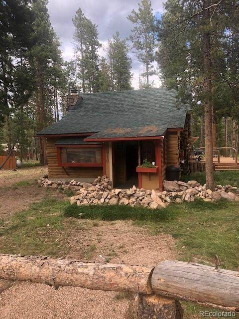 10910 Webb Avenue, Conifer, CO 80433 (#3765031) :: The DeGrood Team