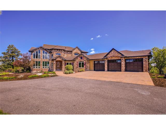 13965 Staffshire Lane, Colorado Springs, CO 80908 (#3769622) :: Wisdom Real Estate