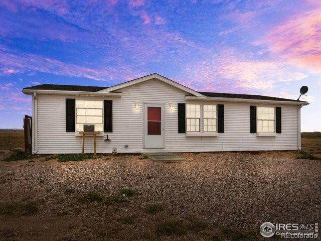 15975 County Road 94, Pierce, CO 80650 (#3772135) :: Real Estate Professionals