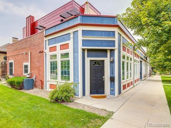 1630 E 25th Avenue D, Denver, CO 80205 (MLS #3777480) :: 8z Real Estate
