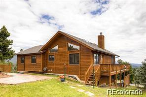 436 Highlands Drive, Bailey, CO 80421 (MLS #3788289) :: 8z Real Estate