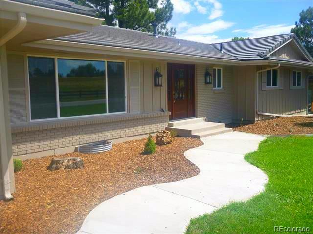 8237 Hillcrest Way, Parker, CO 80134 (#3797870) :: The Sold By Simmons Team