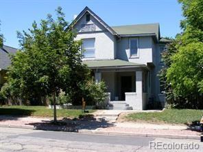 2119 S Ogden Street, Denver, CO 80210 (#3812851) :: Wisdom Real Estate