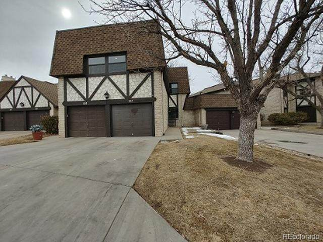 7250 Eastmoor Drive #107, Denver, CO 80237 (#3814730) :: Re/Max Structure