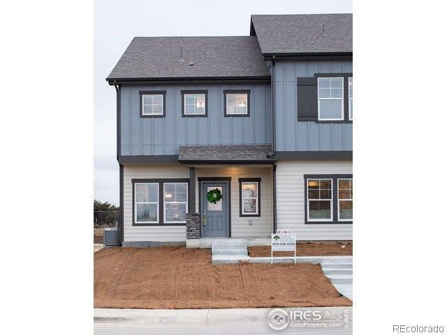 1691 Grand Avenue #6, Windsor, CO 80550 (MLS #3816847) :: Keller Williams Realty
