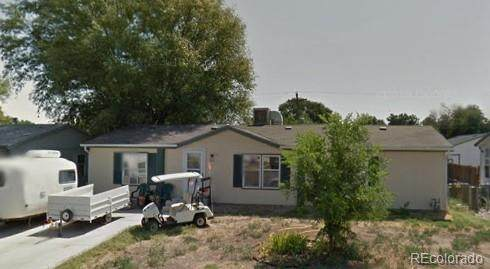808 N 13th Street, Rocky Ford, CO 81067 (MLS #3829150) :: 8z Real Estate