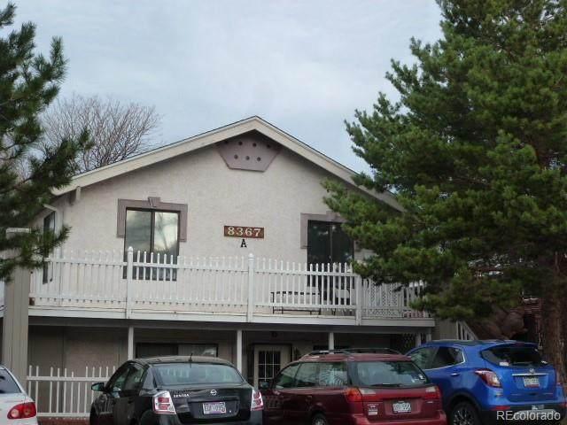 8367 S Reed Street A-1, Littleton, CO 80128 (#3851435) :: The Peak Properties Group