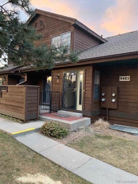 9485 W 81st Avenue D, Arvada, CO 80005 (#3863110) :: Berkshire Hathaway Elevated Living Real Estate