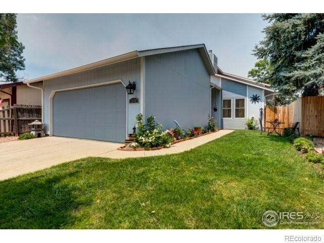 2848 Troxell Avenue, Longmont, CO 80503 (MLS #3872887) :: Bliss Realty Group