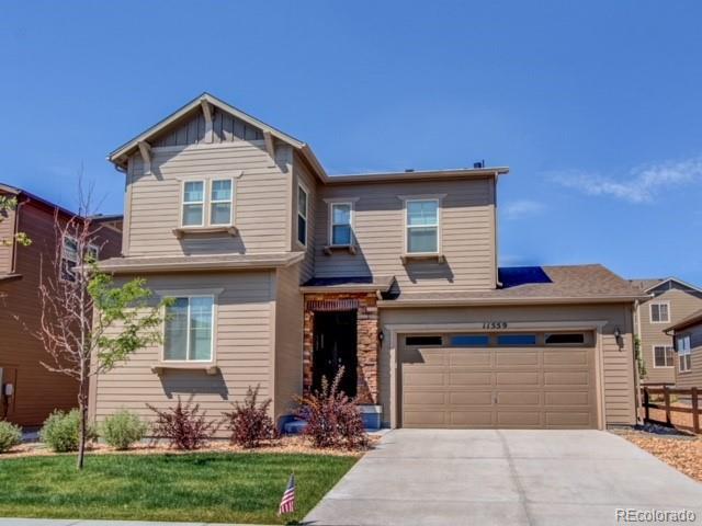 11559 Jimenez Street, Parker, CO 80134 (#3873065) :: Relevate | Denver