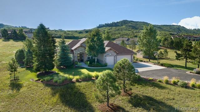 1604 Glade Gulch Road, Castle Rock, CO 80104 (#3879482) :: The Griffith Home Team