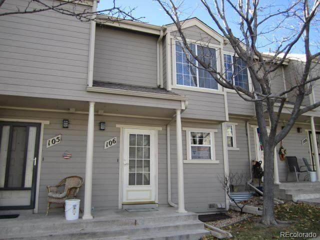 11163 W 17th Avenue #106, Lakewood, CO 80215 (MLS #3883444) :: 8z Real Estate