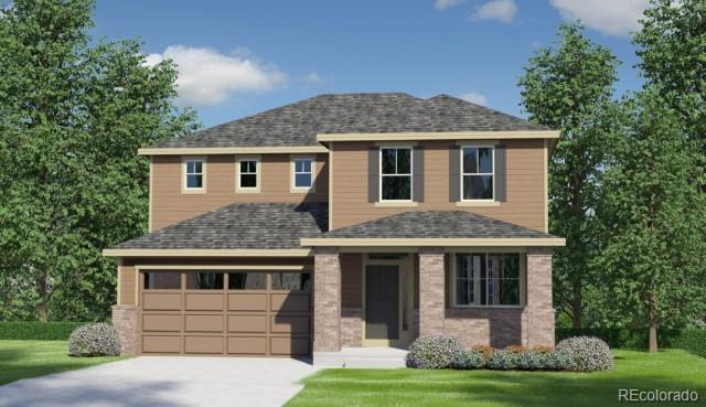 4426 Sidewinder Loop, Castle Rock, CO 80108 (#3883615) :: The Dixon Group