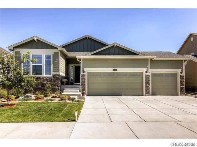 11332 Lovage Way, Parker, CO 80134 (MLS #3888166) :: 8z Real Estate