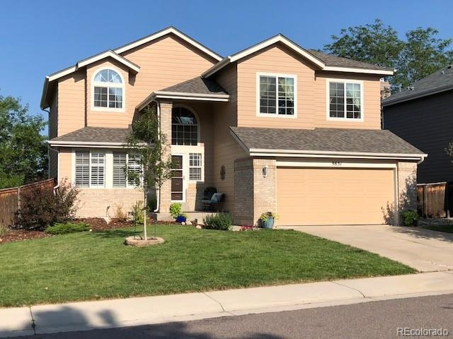 9831 Sterling Drive, Highlands Ranch, CO 80126 (MLS #3898352) :: The Biller Ringenberg Group