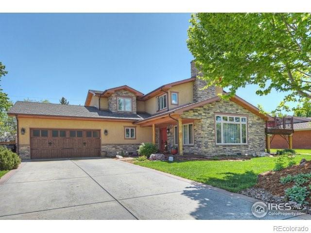 980 Sycamore Avenue, Boulder, CO 80303 (#3903079) :: The Galo Garrido Group