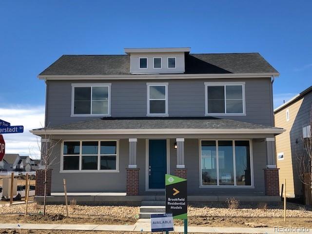 197 Mt Bierstadt Street, Brighton, CO 80601 (MLS #3926484) :: 8z Real Estate