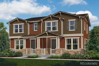 3696 Happyheart Way, Castle Rock, CO 80109 (#3928149) :: The Griffith Home Team